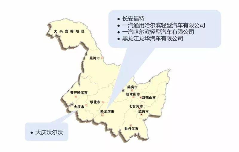 中国到底有多少主机厂?内附详细地址及产能