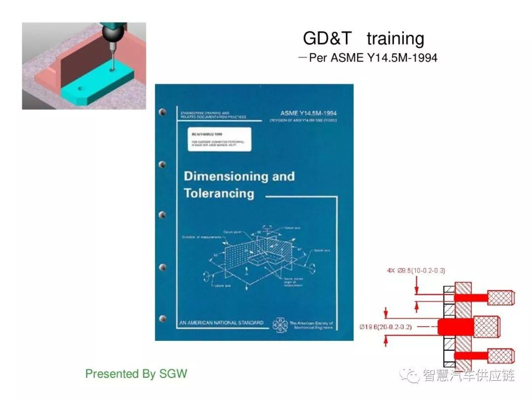 GD&T几何尺寸和公差培训教材