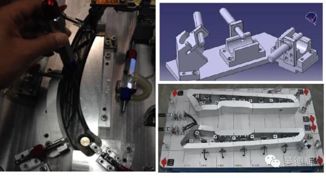 轮廓度的检具设计和检测方法