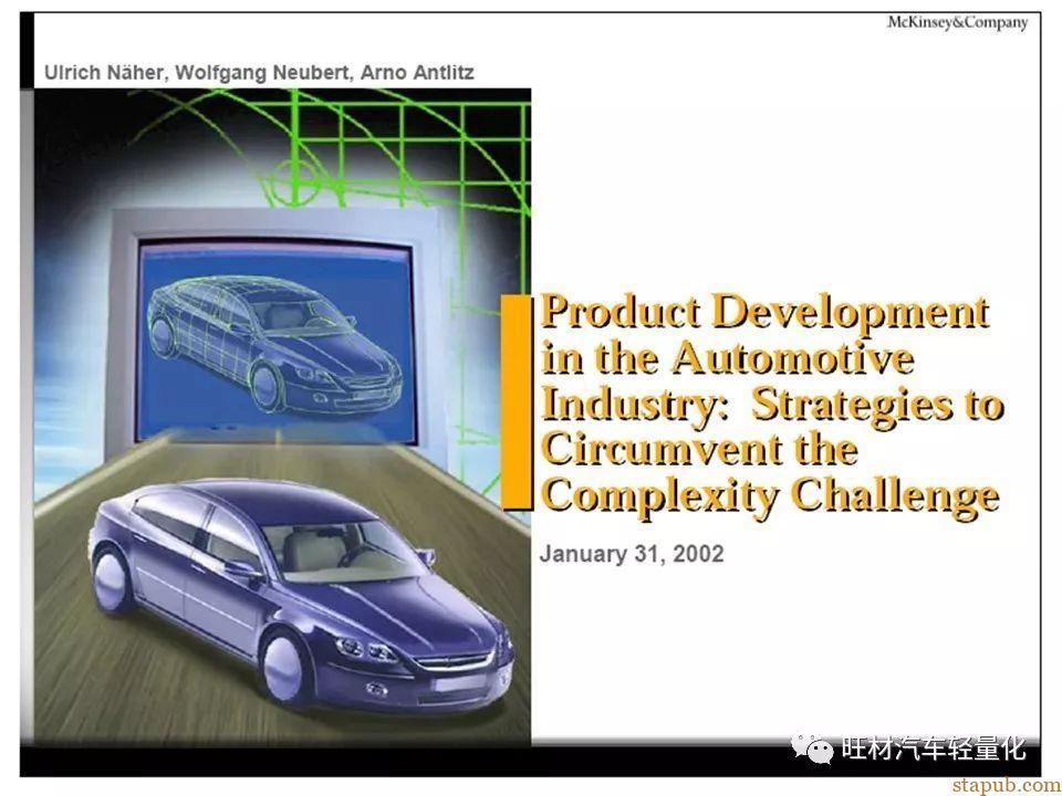 汽车产品开发流程(全英文)