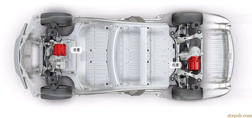 纯电动汽车搭载的交流异步电机与永磁同步电机有何区别?