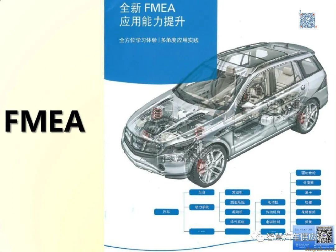 首发:AIAG-VDA FMEA培训教材